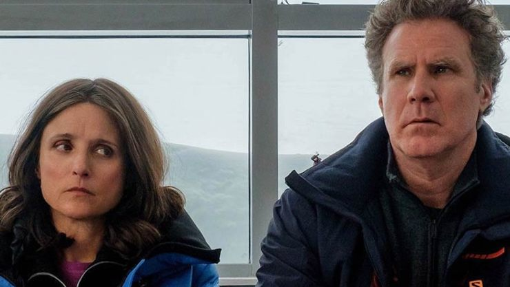 For Will Ferrell and Julia Louis-Dreyfus It's All 'Downhill' Watch UK Trailer