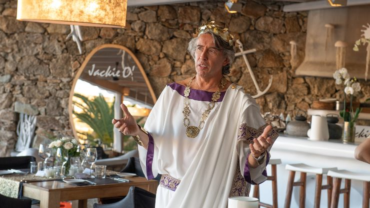 Watch New Clips  And Interview For Greed Starring Steve Coogan