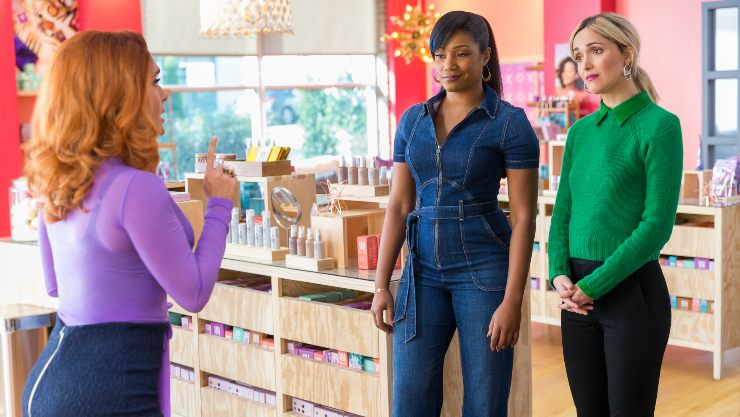 Film Review – Like A Boss (2020)