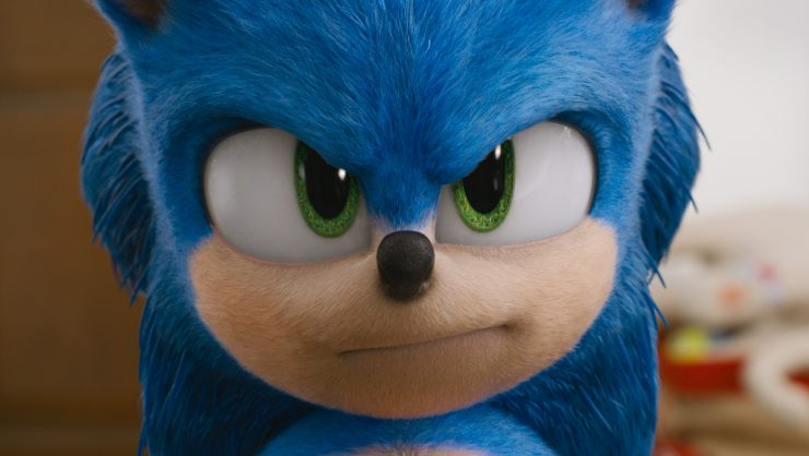 Win Sonic The Hedgehog On DVD