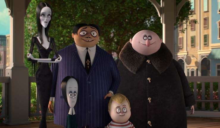 Film Review – The Addams Family (2019)