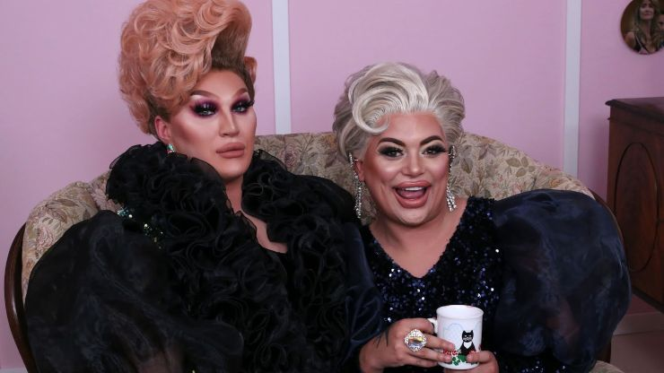 RuPaul's Drag Race UK Stars Get Their Own Show 'I Like To Watch UK'