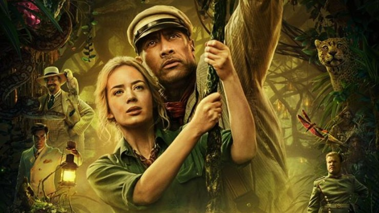 New Jungle Cruise Trailer, It's A 'Wilde Ride' For Johnson And Blunt!