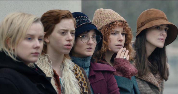 In Misbehaviour Featurette The True Story Of The Women's Lib Took On Miss World