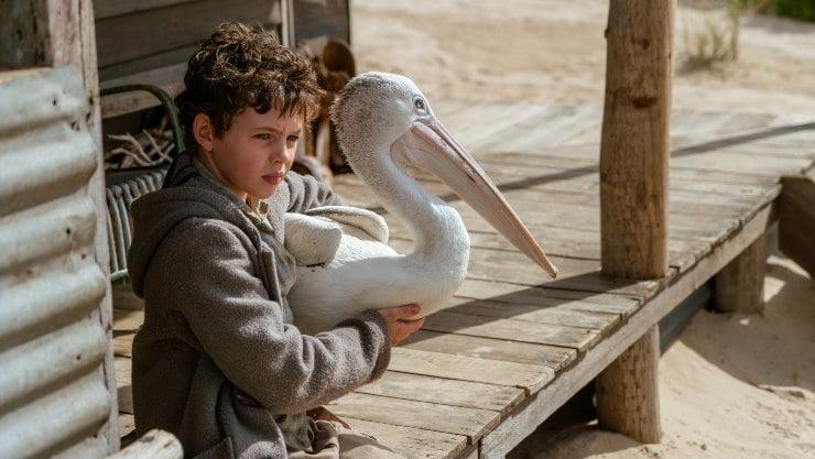 Watch The UK Trailer For Storm Boy Starring Geoffrey Rush
