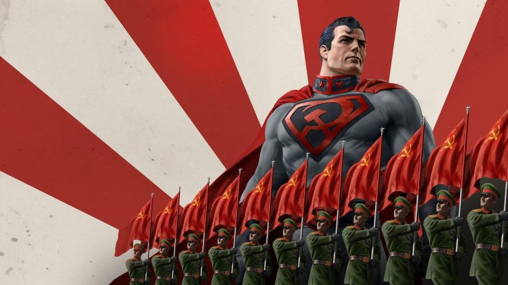Blu-Ray Review – Superman: Red Son