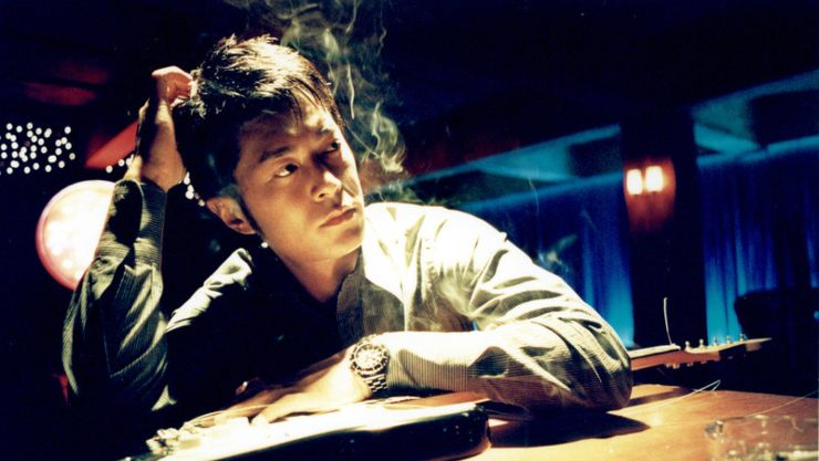 Johnnie To's Kurosawa Homage Throw Down Getting Masters Of Cinema Release