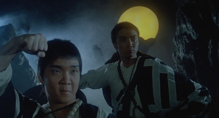 Tsui Hark's Fantasy Zu Warriors From The  Magic Mountain Getting Blu-Ray Release