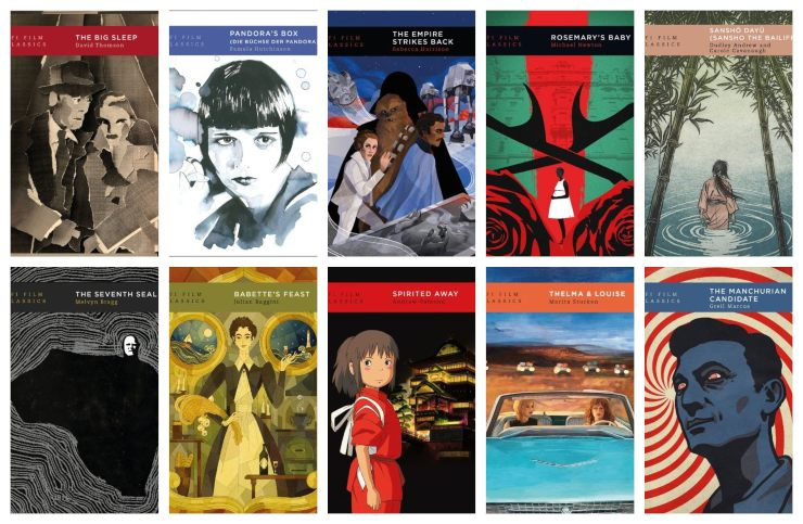 BFI Launches New Look 'BFI Film Classics' With New Series Of Books