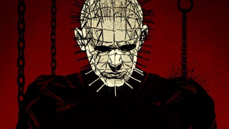 Horror Channel Now Broadcasting The Hellraiser Trilogy