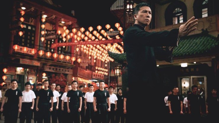 Win IP MAN 4: THE FINALE