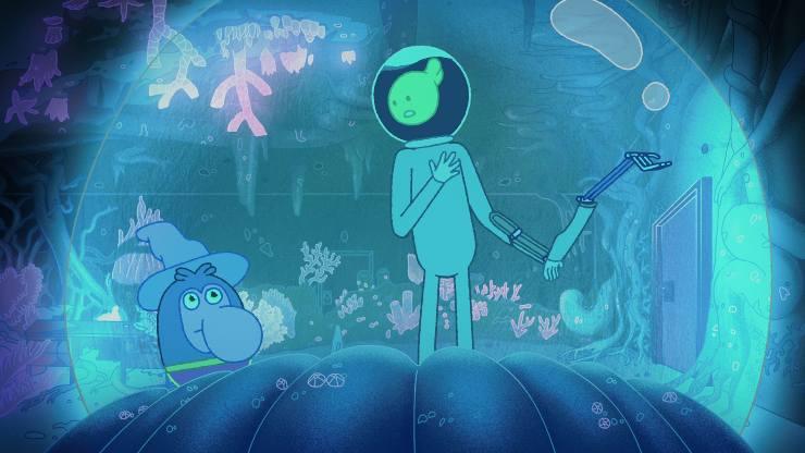 It's 'Adventure Time' In Netflix's The Midnight Gospel Trailer