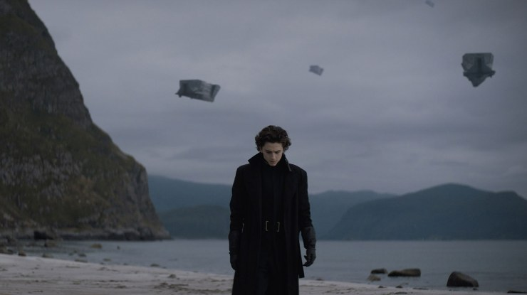 First Look At Timothée Chalamet As Paul Atreides  In Dune!