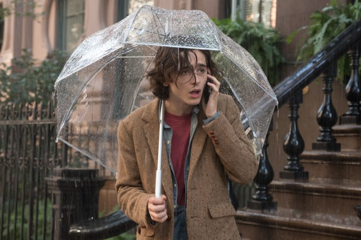 Woody Allen's A Rainy Day In New York Gets A UK Trailer