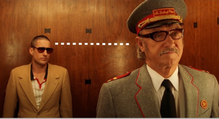 The Art Of Social Distancing Wes Anderson Style