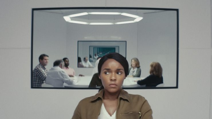 Janelle Monáe And In A Boat In The Middle Of Nowhere Watch Homecoming Season 2 Trailer