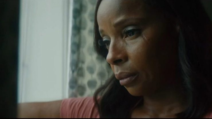 Watch The Trailer For Body Cam Starring Mary J.Blige