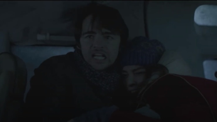 Watch UK Trailer For Survival Thriller Centigrade