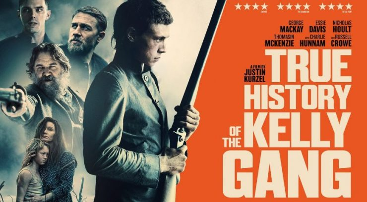 Film Review – True History of the Kelly Gang (2020)