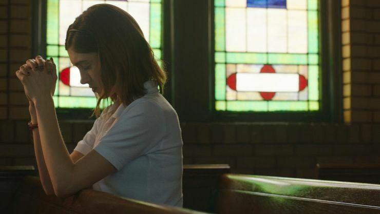 Natalia Dyer Has Sexual Awakenings In 'Yes,God,Yes' Trailer