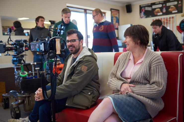 Simon Bird and Monica Dolan on Days Of The Bagnold Summer – Everybody's Coming Of Age Film