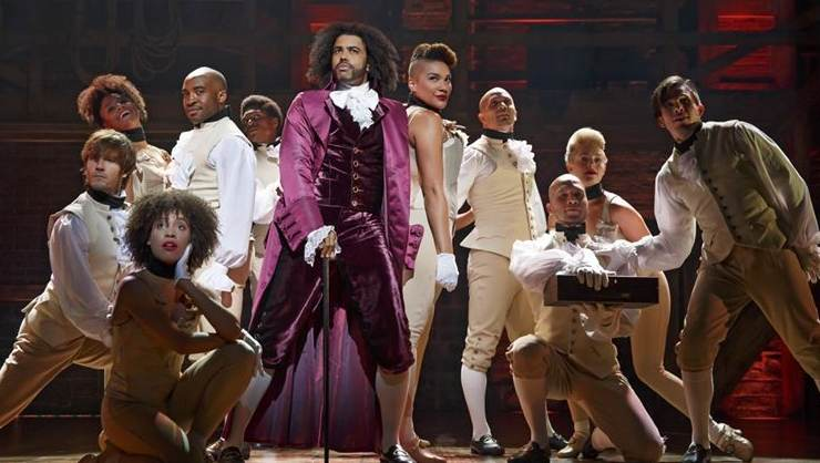 Hamilton Disney+ Trailer 'Confronts The Past, To Shape The Future'