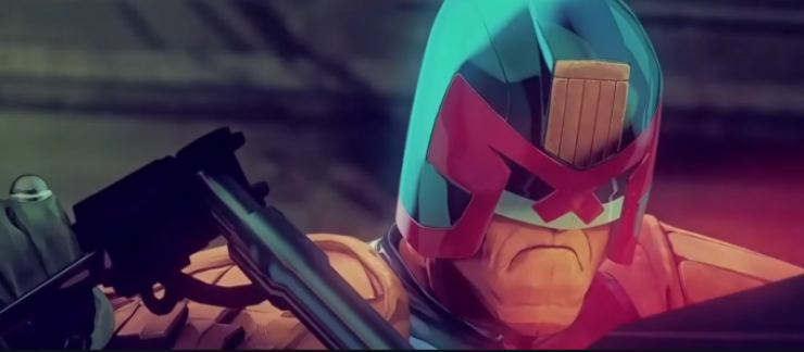 Check Out Awesome Concept Animation For Jude Dredd