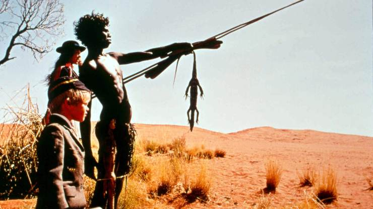 Watch New Trailer For Nicolas Roeg's Walkabout Second Sight Release