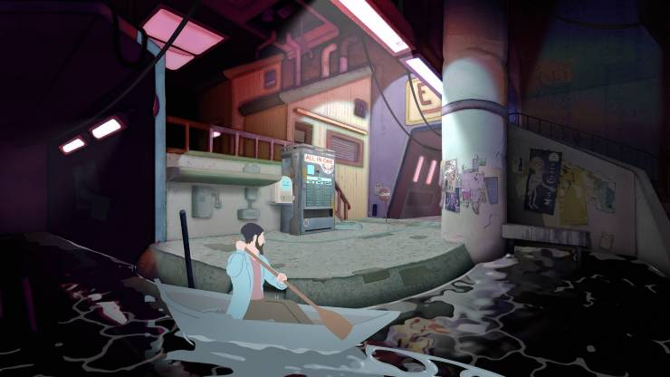 Sunday Short Theatre: Watch Animated Short 'Change Return'