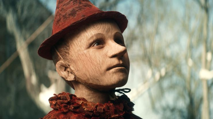 Watch Matteo Garrone's Pinocchio UK Trailer!
