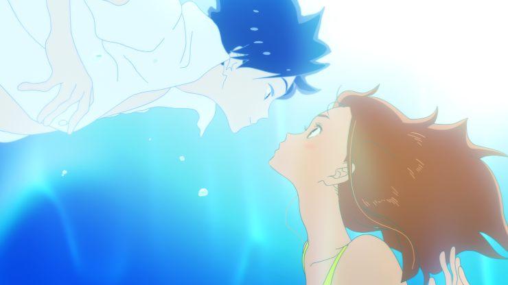 Masaki Yuasa's Ride Your Wave Making It's UK Digital Premiere