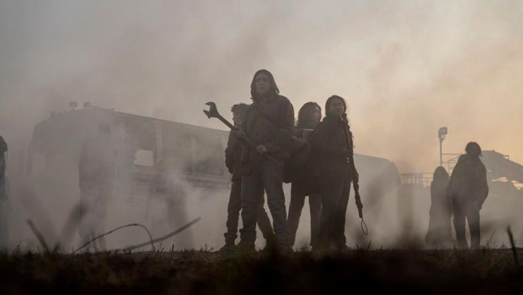 Watch New The Walking Dead: World Beyond Trailer