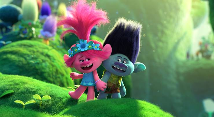 Trolls World Tour Return To Summit Of The Official Film Chart Again!