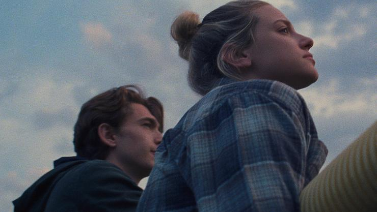 Amazon Release Coming Of Age Drama Chemical Hearts Trailer