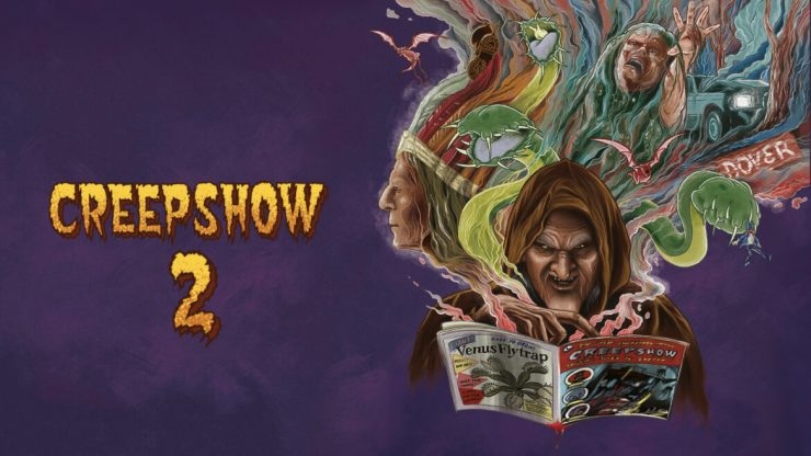 Blu-Ray review – Creepshow 2 (Arrow)