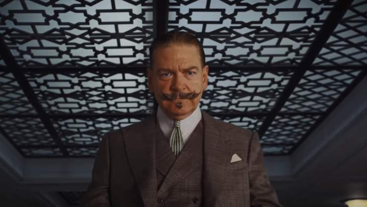 The 'Tache Is Back! Watch Death On The Nile First Trailer