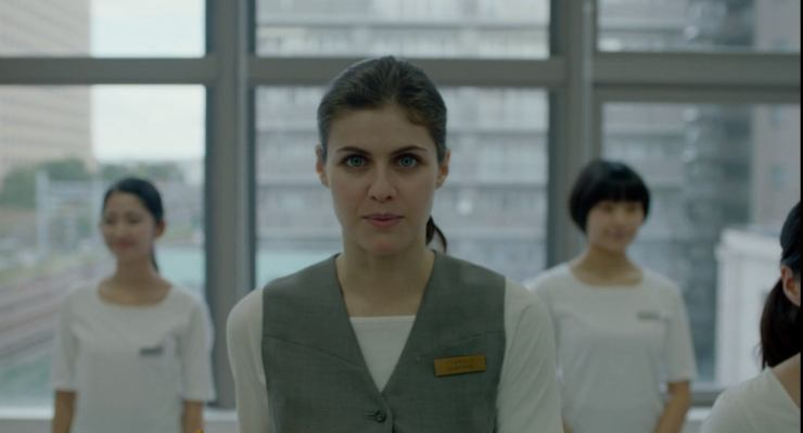 Win Lost Girls And Love Hotels Starring Alexandra Daddario On DVD