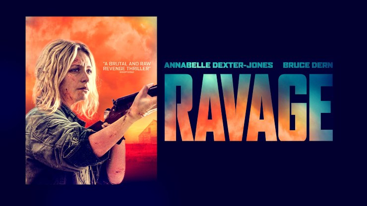 Win Ravage Starring Bruce Dern  iTunes Voucher