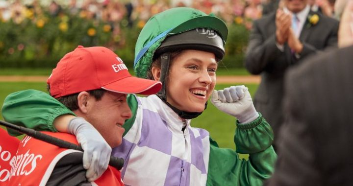 Win Ride It Like A Girl On DVD Starring Teresa Palmer