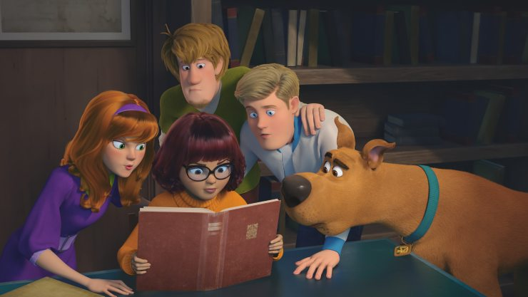 Scooby Doo And Gang Now Top The Official Film Chart
