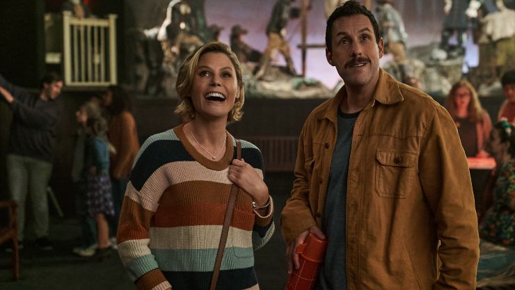Adam Sandler Save Halloween In Hubie Halloween Trailer