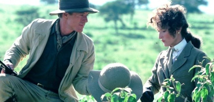 Win Out Of Africa out on Blu-Ray