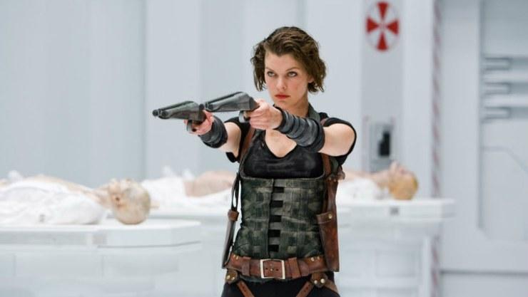 Resident Evil Franchise Getting 4K UHD Makeover