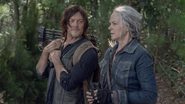 The Walking Dead In The UK Moving To Disney+