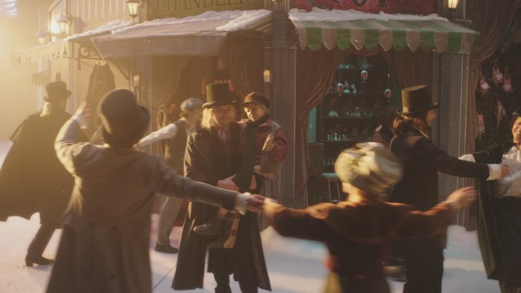 Watch The Trailer 'A Christmas Carol' A New Retelling Of A Classic Tale