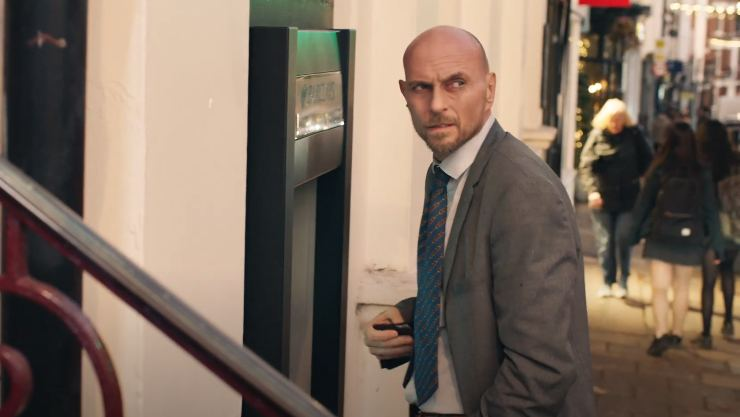 Luke Goss Loses Everything In The Loss Adjuster Trailer