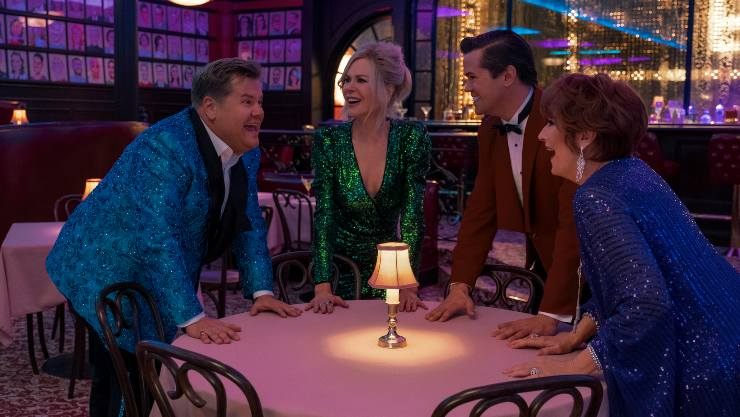 First Look At Ryan Murphy's The Prom For Netflix
