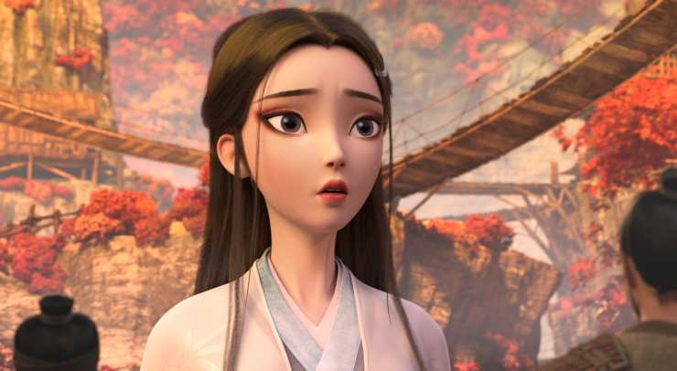 Dazzler Media Releasing White Snake Gorgeous Chinese Animation In UK