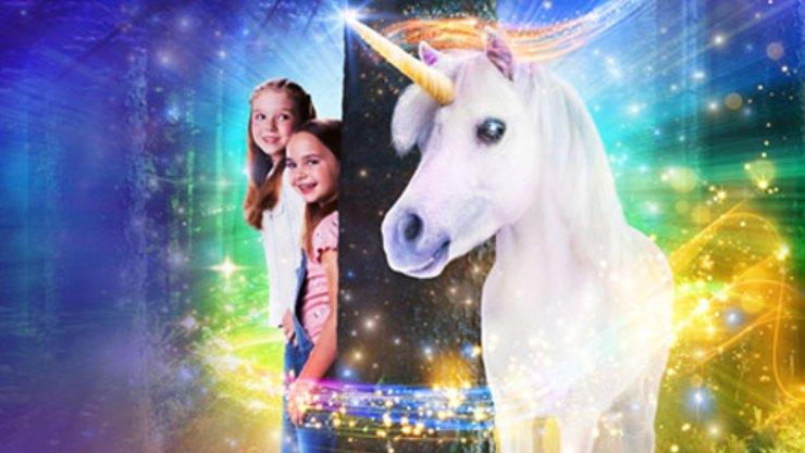 Win Family Adventure Wish Upon A Unicorn On DVD