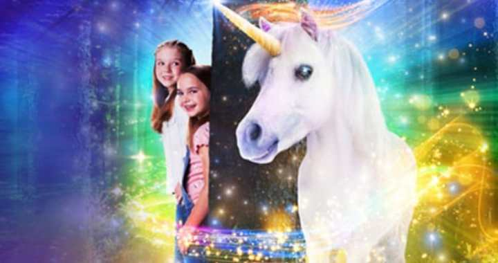 Win Family Adventure Wish Upon A Unicorn On DVD